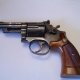 "Smith & Wesson Model 19-7 Blue 4"" 357 Magnum"