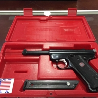 Ruger mark II 50th Anniversary